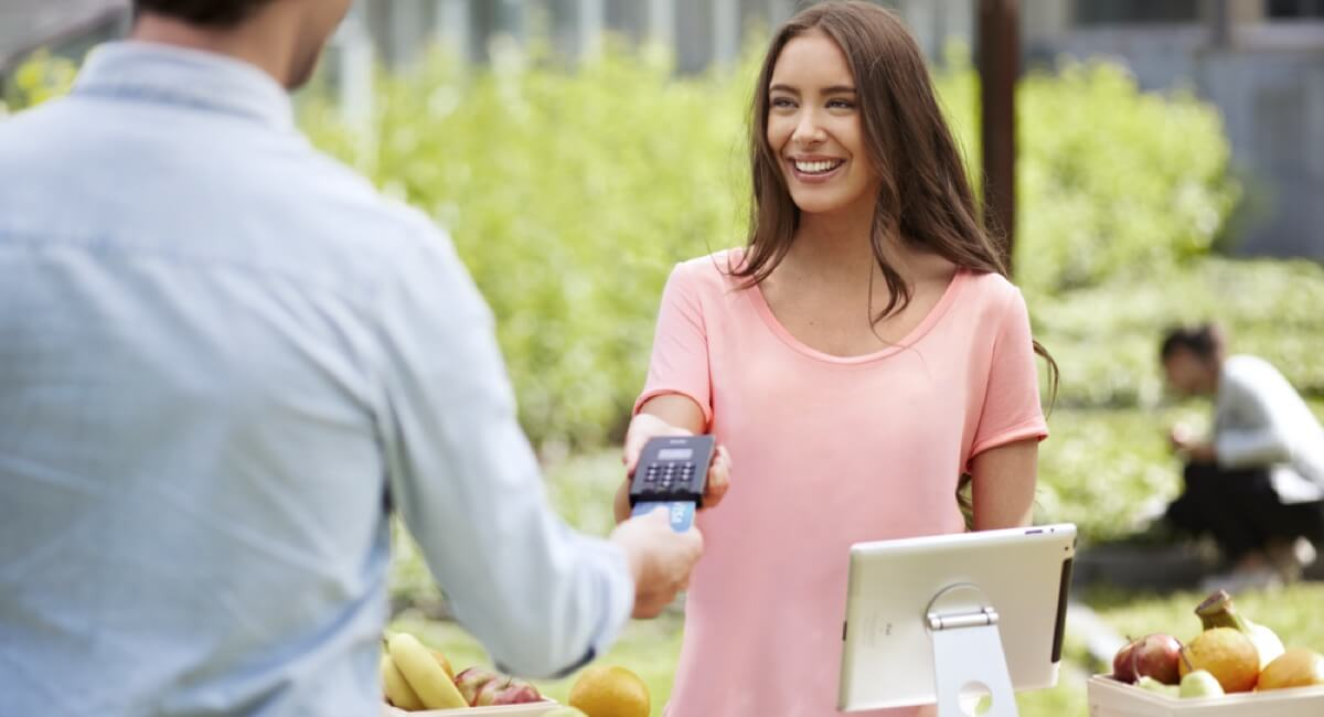 Five top tips for mobile point of sale (mPOS)