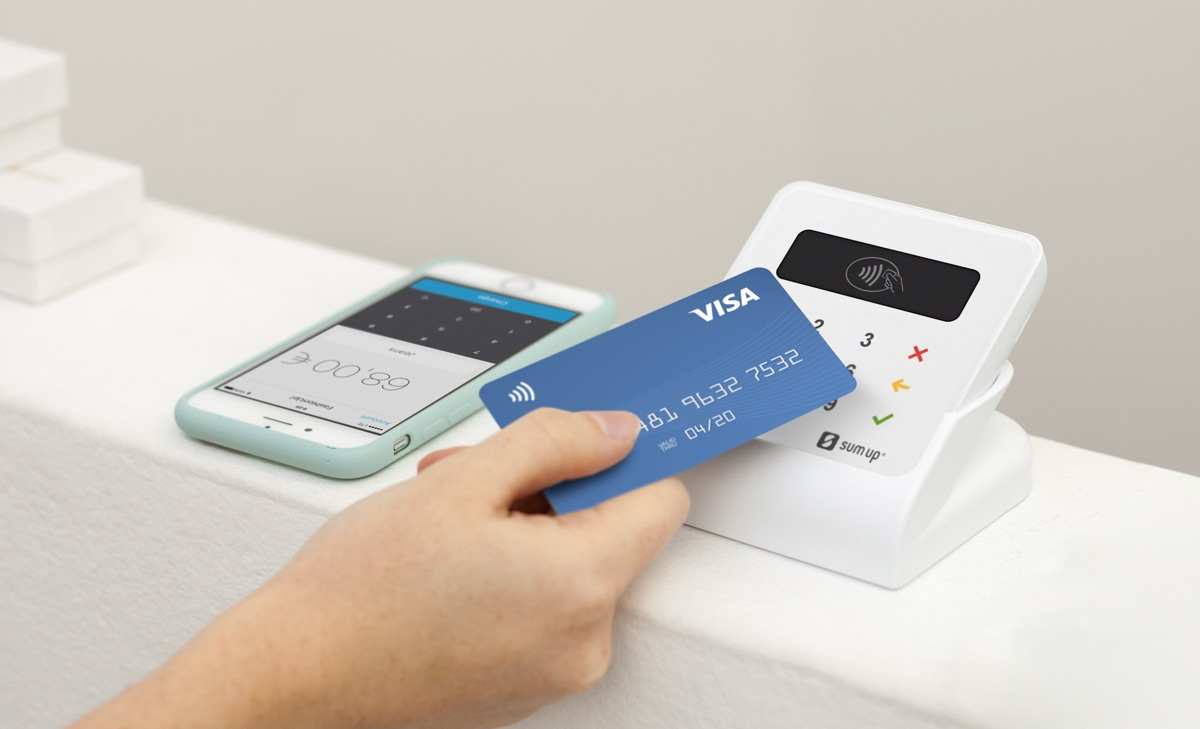 How Can I Accept Credit Cards On My Iphone