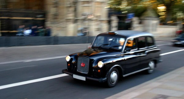 Black Cab London Fares >> The Izettle Black Cab Bundle The Best Option For Accepting Cards