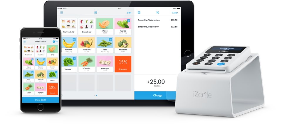 Izettle Review Simple Yet Feature Rich Get The Lowdown
