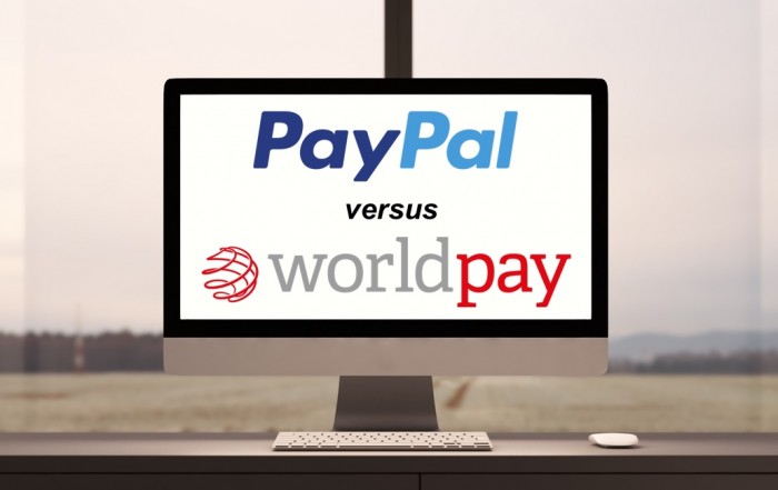 Comparison of PayPal and Worldpay virtual terminals