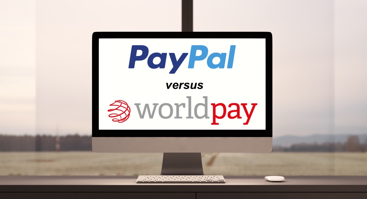 Worldpay vs PayPal's virtual terminal? Which provider is best for phone payments?