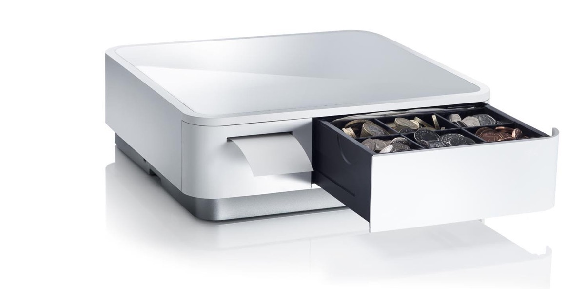 Star mPOP cash drawer and receipt printer
