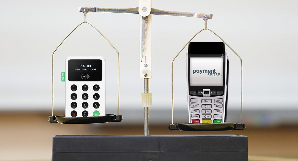Paymentsense vs iZettle – which is best for your small business?