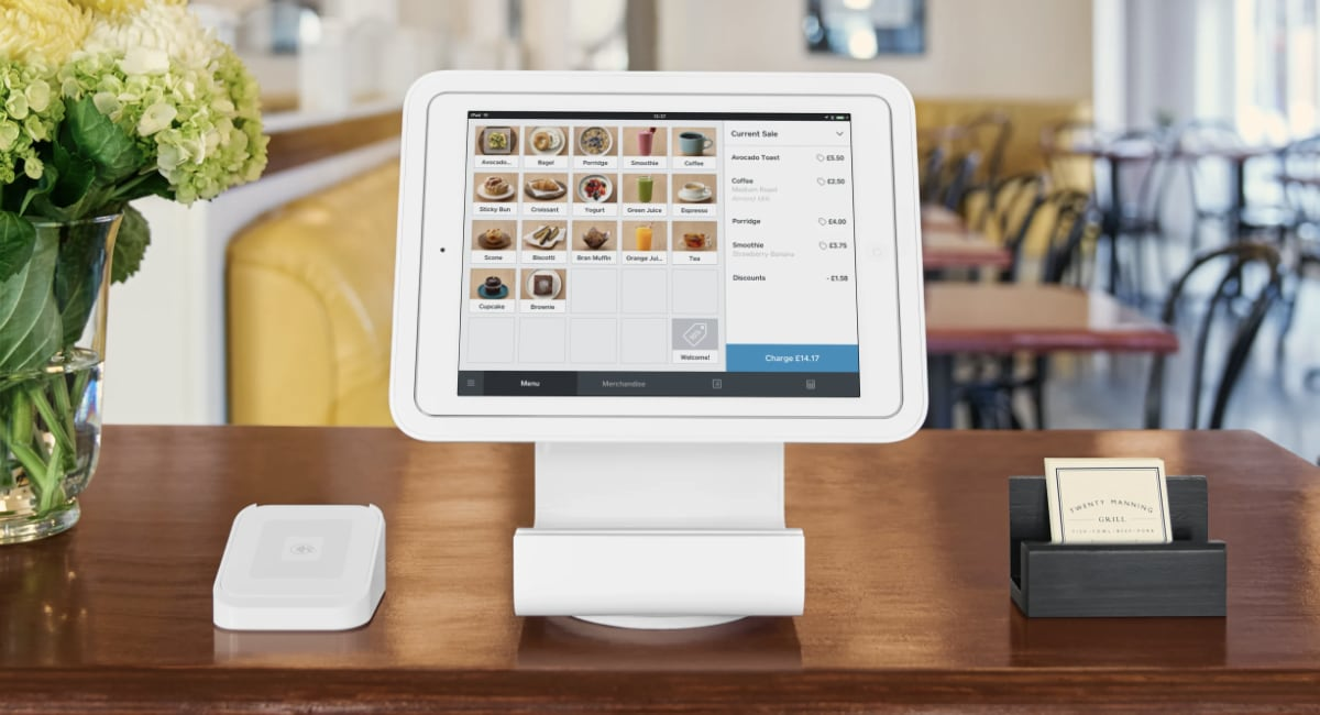 Square Point of Sale review UK: free, but worthwhile?